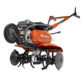 富世华TF230微耕机汽油小型松土机翻地机田园耕地机