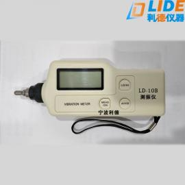 利德牌LD-10B手持式测振仪/测温仪/带线磁性探头/温度探头/图片参数