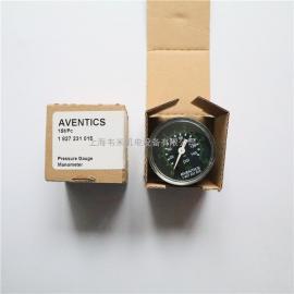 AVENTICS压力表1827231015