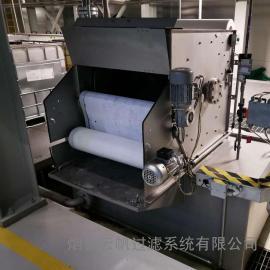 rf云帆非标纸带过滤装置滤纸型号