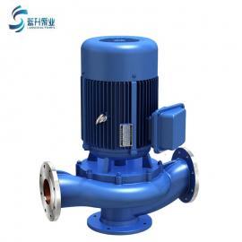 蓝升管道循环离心泵ISG