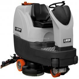 LAVOR洗地机驾驶式电瓶洗地车和手推全自动清洗机 意大利进口品牌清洁设备