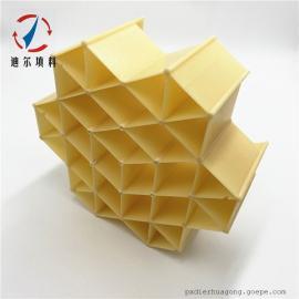 di尔填料新型焦hua脱liu塔传zhi填料ling型连重huan六角内linghuan200mm*100mm