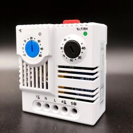 欣广鑫Sksing柜内温湿度控制器 双路控制TR 012柜内除湿防凝潮装置STSR 012