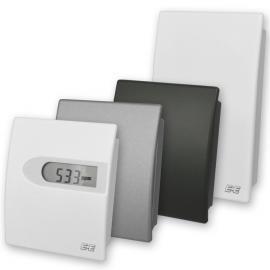 系列 CO2温度和温湿度室内变送器EE800
