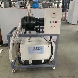 YZ氧气充灌排抽真kong装置设备ZK120/150