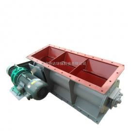 乔达环保铸铁防爆变频星型卸灰阀 气力输送锁气阀400*400