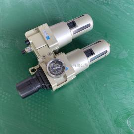 乔达除尘器油水分离器 压缩空气管道6分