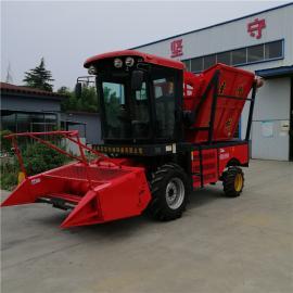 圣隆国产玉米青储机效果4QZ-1800