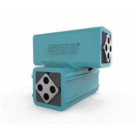 土耳其原装进口ESTA木片摇筛、刨花筛、矿山振动筛专用万向接头