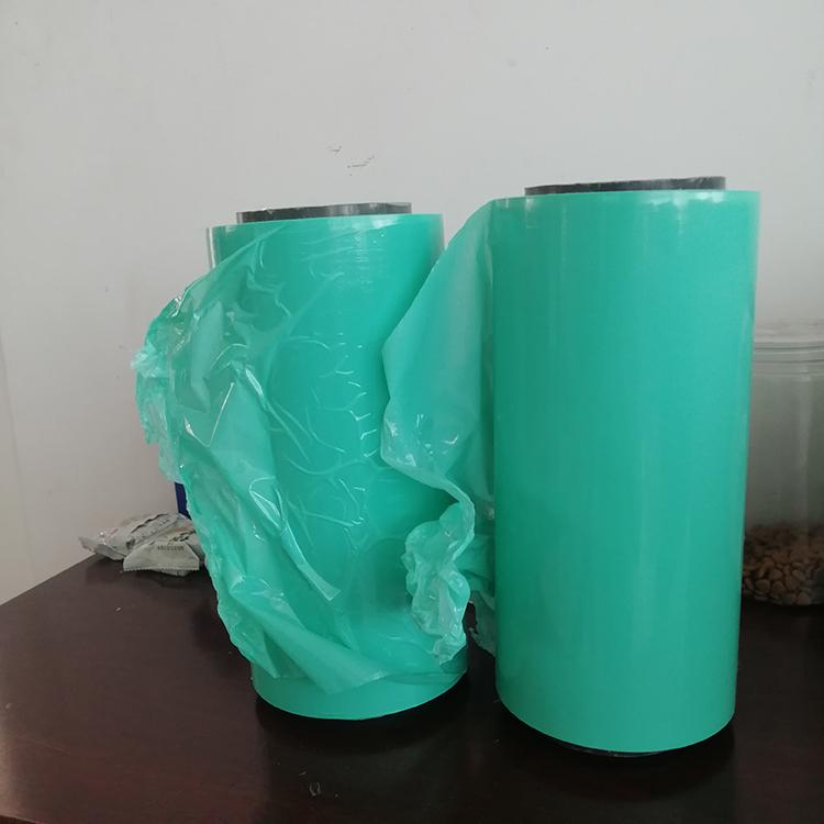 圣隆裹包青贮膜 青贮绿色牧草膜SL-25