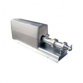富瑞康卫生型螺杆泵不锈钢单螺杆泵螺杆浓浆泵胶体泵果酱泵G