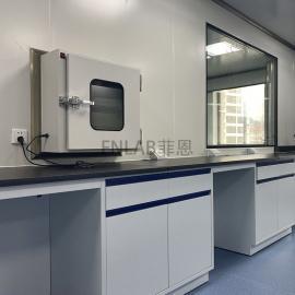 FNLAB医院P2+二级生物安全实验室设计装xiuLAB
