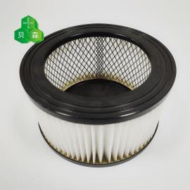 贝森hepa初效过滤网订制除尘滤筒BS54564