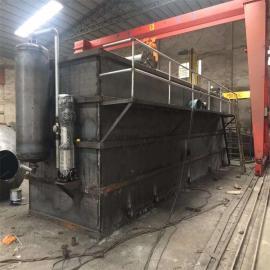 盛鑫华业碳钢污水处理设备加工定制 沉淀池 气浮机一体化 过滤器 泵站SXHY