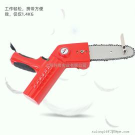 电动链条锯 家用小型迷你手锯 手提式电锯 KM GRAND EC-69