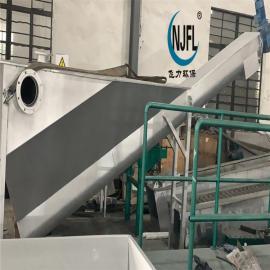 飞力环保砂水分离器设计LSSF