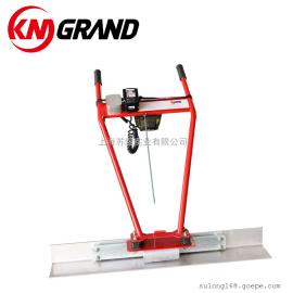 KM GRAND手扶式水泥抹平机 路面平地机 混凝土刮平整平机 KMS-600