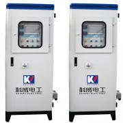科威电工搅拌站生产集成控制系统砖机控制箱