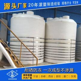浙dong3吨化gong废水水箱PT-3000L