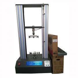 微电脑拉力试验机橡胶延伸率测定皮革纺织布拉伸测试OM-8850奥兰仪器
