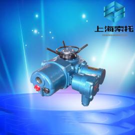 索拖智能非侵入式红外遥控防爆型电装 ZB60智能调节型防爆电动执行器DZW60-18TB