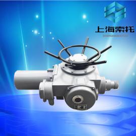 索拖闸阀截止阀电装 户外型开关型电动执行器DZW180-24W