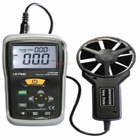 路博风速仪,风速、风量、风温 LB-FS62