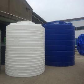 华社10吨全新LLDPE无渗透无缝隙塑料水箱环保水箱盐酸储罐10T