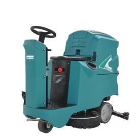 洁娃JEWA地下车库地面清洗机,驾驶式小型刷地机好用不贵的洗地机JWT-90