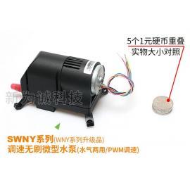 新为诚调速微型水泵SWNY