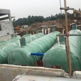 桉心农村旱厕玻璃钢化粪池 污水处理隔油池 沉淀池100
