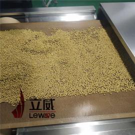 立威定做五谷杂粮微波烘焙机设备需要的数据40kw
