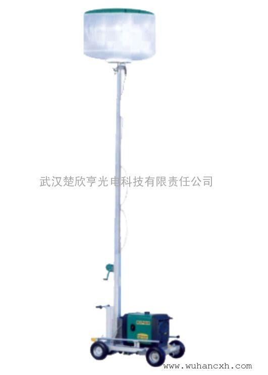 便携式自动升降灯 自动升降工作灯便携式工作灯 全方位照明灯 华荣同款 SFD3000B