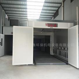 强鑫高温烤箱 红外线塑粉烤漆房 非标面包炉QX