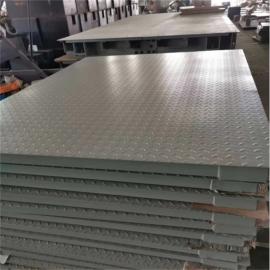 佳禾衡器防爆5000公斤电子平台称,碳钢喷塑防爆地磅秤SCS-EX