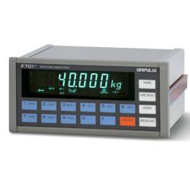 UnipulseF701-C日本称重显示器 F701包装秤仪表