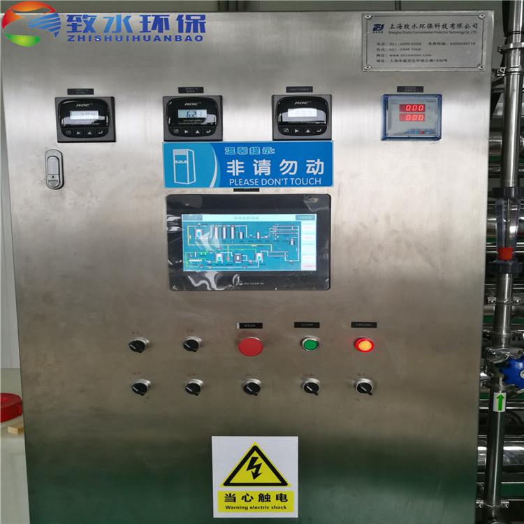 致水化工行业去离子水设备ZSQF-2000L