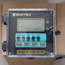 上泰SUNTEX耐高污染、高压、高温PH计PC350/HA405-DXK