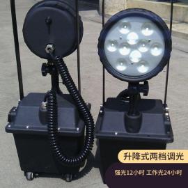 言泉电气ZJ3110B-大功率铁路电力抢修照明灯-充电续航24小时工作灯