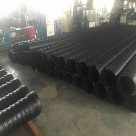 供货商HDPE钢带波纹管价