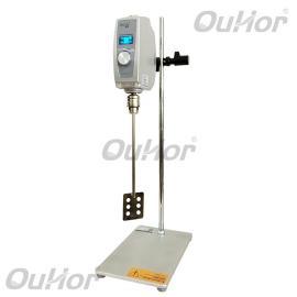 欧河化妆品实验室用小型无刷电动数显定时搅拌机OA2000plus