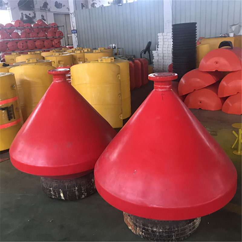 柏泰海洋牧场警戒漂浮定位塑料浮标详细参数浮体
