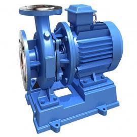 蓝升卧式多级管道离心泵