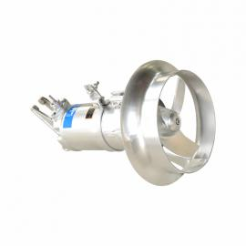 小型电动潜水搅拌机