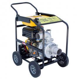 伊藤の动力移动式4寸防汛柴油机抽水泵YT40DPE-2