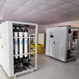 浦膜实验室氨氮超标废水一体化处理beplay手机官方PMFY