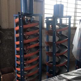 中成设备小型选煤矿螺旋溜槽实验室选矿溜槽设备玻璃钢设备L-400