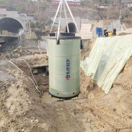 弘泱科技一体化泵站品牌一体化预制泵站HYGRP