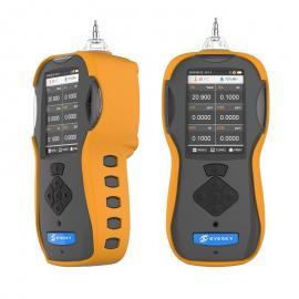 六合一便携泵吸式气体检测仪 you限kong间适用 超大3.5寸彩色LCD屏wu眼界ES60A